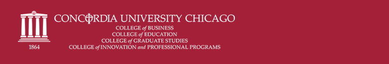 Concordia Chicago Graduate and Innovative Programs